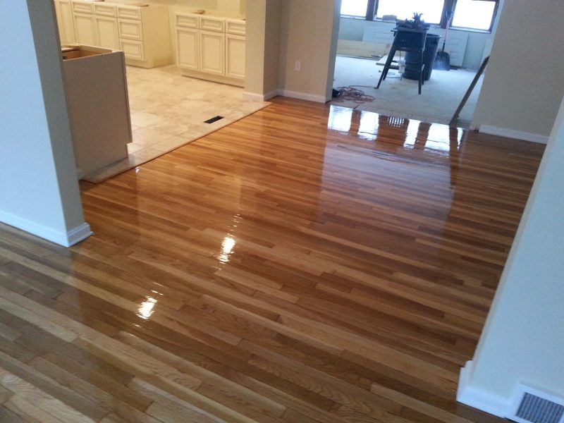 wood floor resurfacing in cleveland, oh
