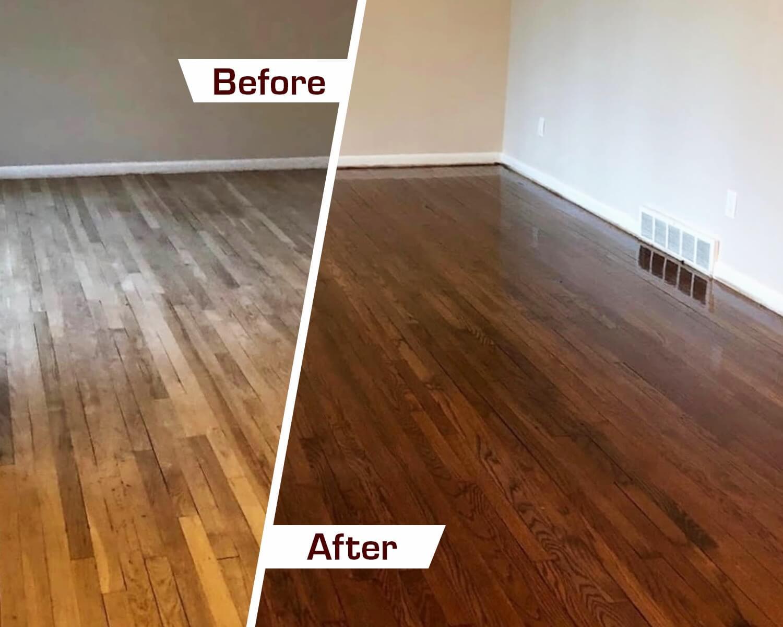 Hardwood Floor Refinishing Fabulous Floors Cleveland