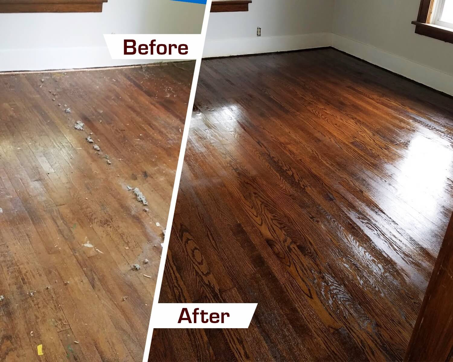 Hardwood Floor Refinishing Beachwood Oh Fabulous Floors