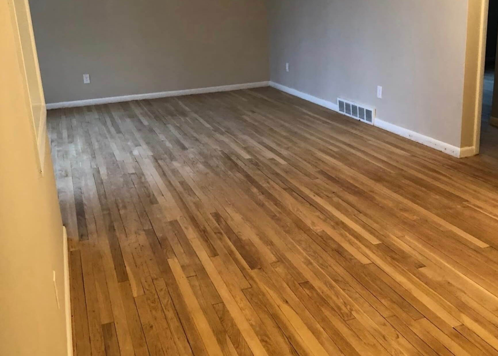 refinished hardwood flooring in cleveland, oh